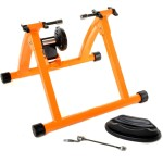 stationary bicycle stand